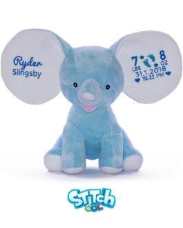 Modelo 45 – Elefante Azul